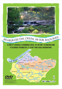Beargrass: The Creek In Our Backyard DVD Backcover