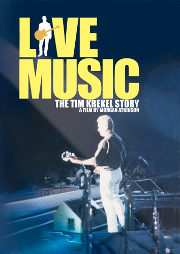 LIVE MUSIC: The Tim Krekel Story
