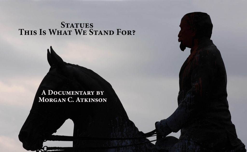 statues documentary cover image